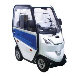 Elektriske kjøretøy